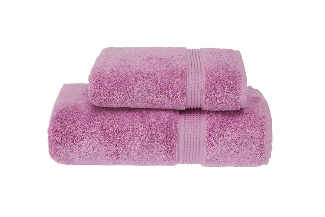 Набор полотенец Soft Cotton LANE 2-ка розовый