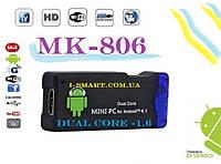 Mk 806 dual core 1.6 Android 4.1 SmartTV MiniPC, фото 1