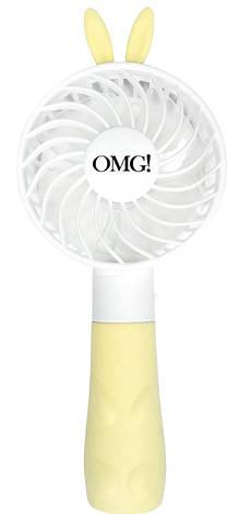 Вентилятор Mini Fan CS1192 ручной, переносной, компактный, фото 2