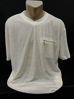 Мужские футболки-великаны с карманом. Арт. 11027, фото 1