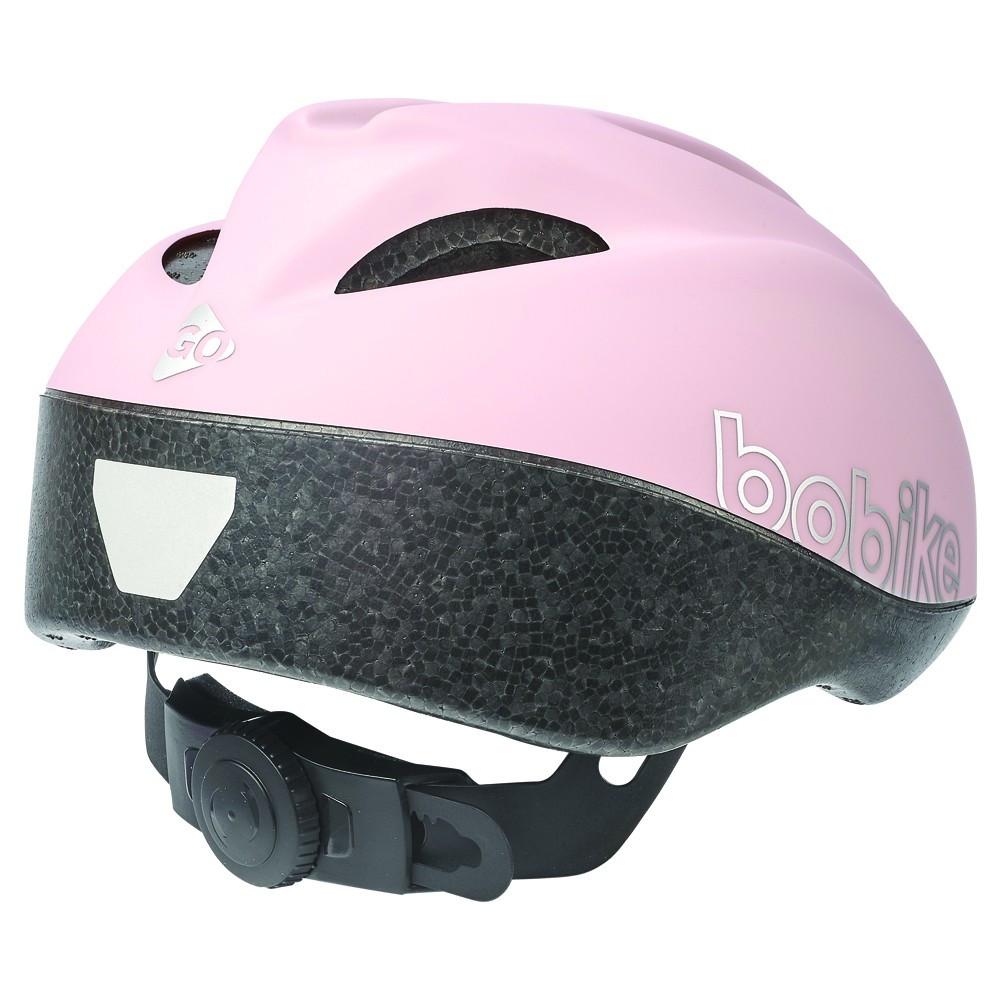 Шлем велосипедный детский Bobike GO / Cotton Candy Pink tamanho / S (52/56) (8740300039)