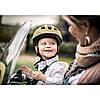 Шлем велосипедный детский Bobike GO / Cotton Candy Pink tamanho / S (52/56) (8740300039), фото 4