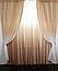 Готовый комплект штор хорошего качества, фото 3