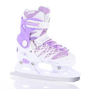 Ледовые коньки раздвижные Tempish CLIPS ICE GIRL/29-32 (13000000842/29-32)