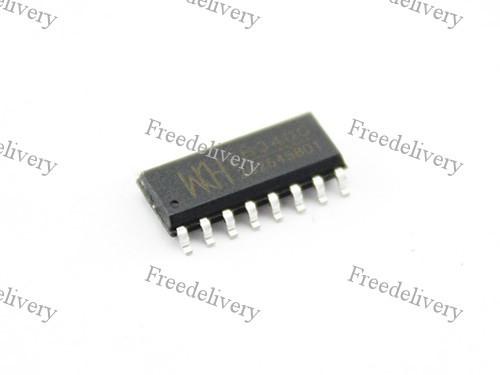 """Чип CH340G CH340 SOP16, USB конвертер - Магазин """"Бесплатная доставка"""" в Ровно"""