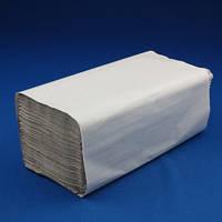 Серые бумажные полотенца