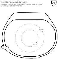 Ремешок Armorstandart для Xiaomi Mi Band 4/3 White (ARM52156), фото 2