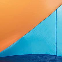 Пляжный тент Springos Pop Up 200 x 120 см PT003 Blue/Orange, фото 3