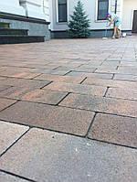 Лак для камня и бетона кремнийорганический, профессиональный с матовым мокрым эффектом (матовый) ДЕЛЬФИН К, 5л