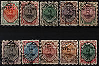 Persia Персия 1911 USED