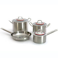 BergHOFF Набор посуды Hotel Line, 7 пр. 1107100