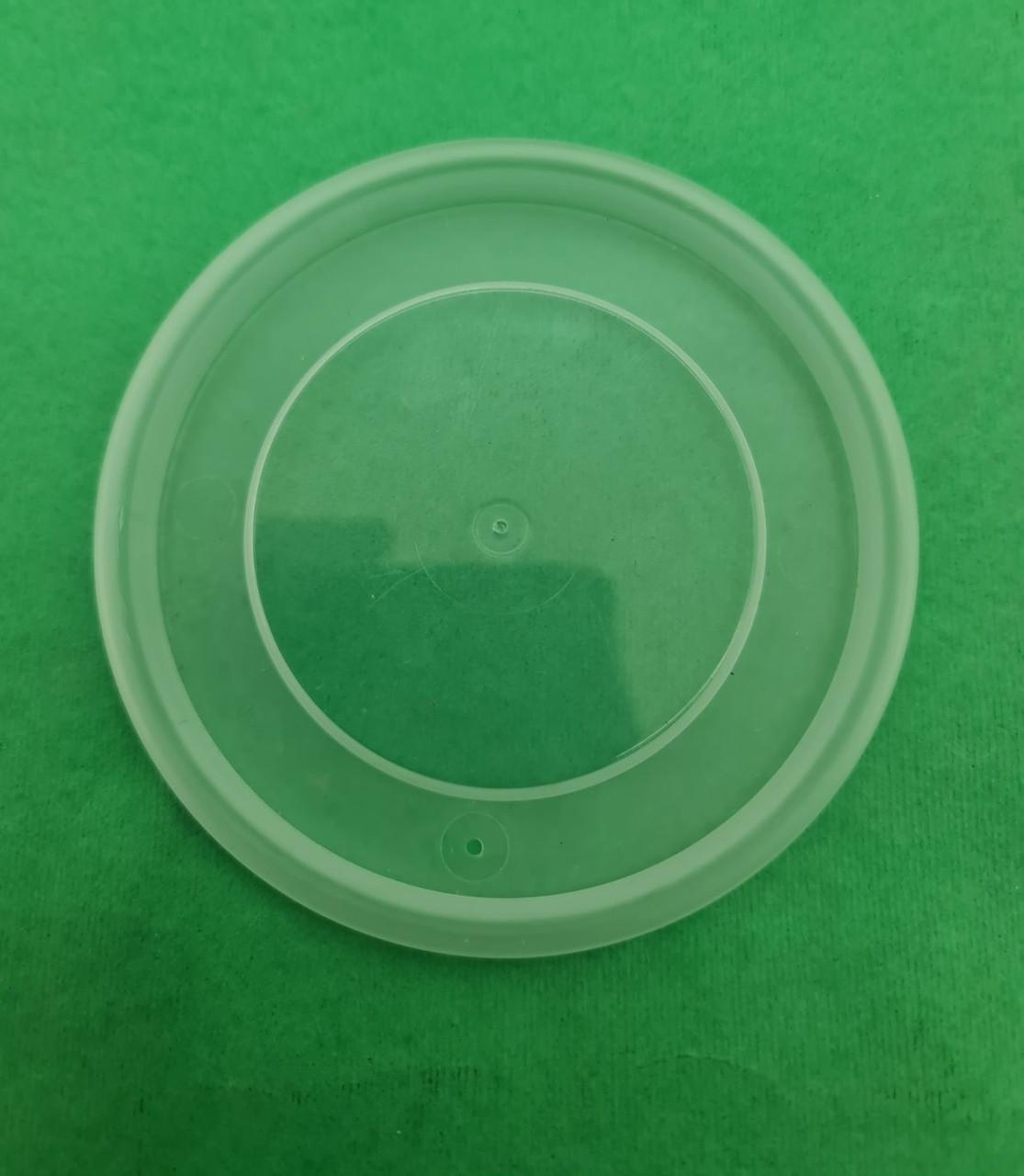 Крышка пластиковая для супника 250мл.350мл.480мл, 50 шт/пач