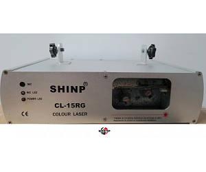 SHINP CL15RG Лазер графический двухцветный (подержанный товар)