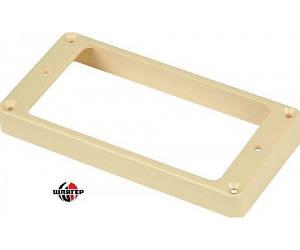 DIMARZIO DM1301 Рамка для бриджевого хамбакера, цвет кремовый