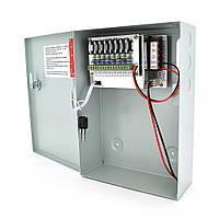 Импульсный источник бесперебойного питания PSU-5107 12V 5А, под АКБ 12V 7-9A, Metal Box (3940)