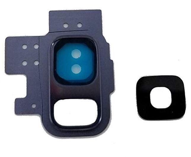 Скло камери Samsung G960 Galaxy S9 Coral Blue