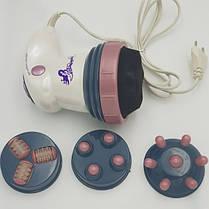 Инфракрасный антицеллюлитный вибромассажер Sculptural Body Innovation, фото 2