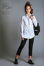 Модные школьные брюки тм Baby Angel р-ры 122,128