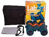 Бинокль Levenhuk LabZZ B2 для детей школьников подростков, фото 9