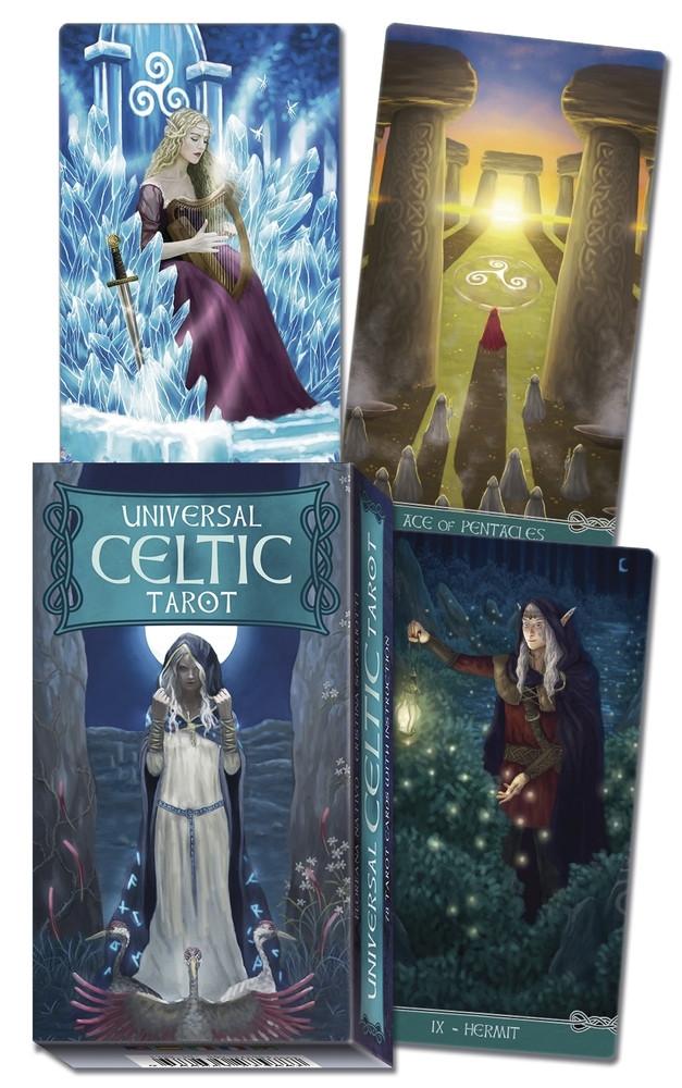 Universal Celtic Tarot/ Универсальное Таро Кельтов