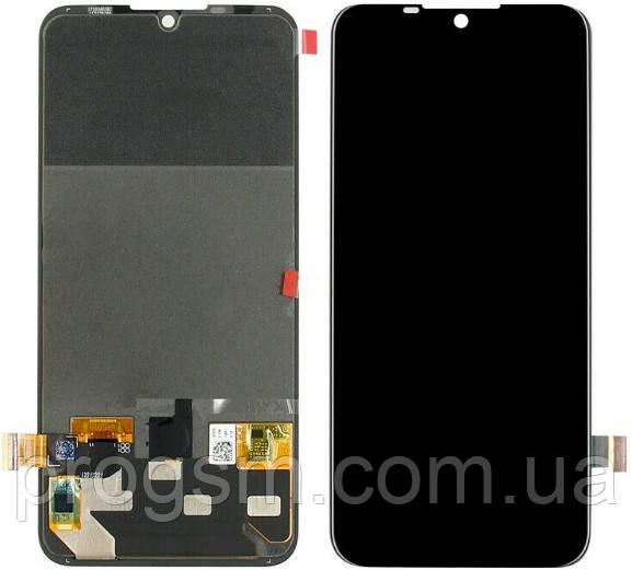 Дисплей Motorola Moto One Zoom (XT2010) complete with touch Black