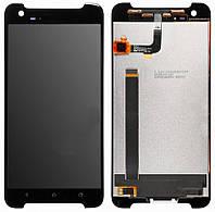 Дисплей HTC One X9 complete Black