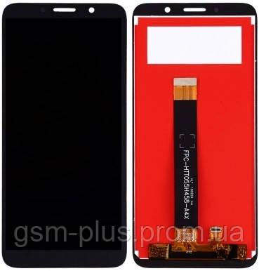 Дисплей Motorola Moto E6 Play (XT2029-1 / XT2029-2 / XT2029-3) complete with touch Black