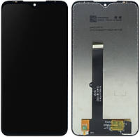 Дисплей Motorola Moto One Macro (XT2016-1 / XT2016-2) complete with touch Black