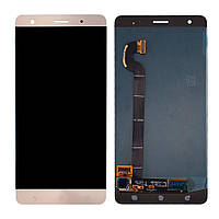 Дисплей Asus ZenFone 3 Deluxe (ZS570KL) complete with touch Gold