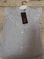 Сорочка для дівчинки з кружевом 5,6,7,8 років Туречина