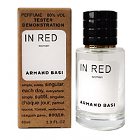 Armand Basi in Red TESTER  LUX, женский, 60 мл