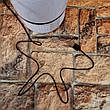 [АКЦИЯ] Лампа-ловушка для комаров Mosquito Killer Lamp (уничтожитель насекомых) от USB белая (живые фото), фото 4