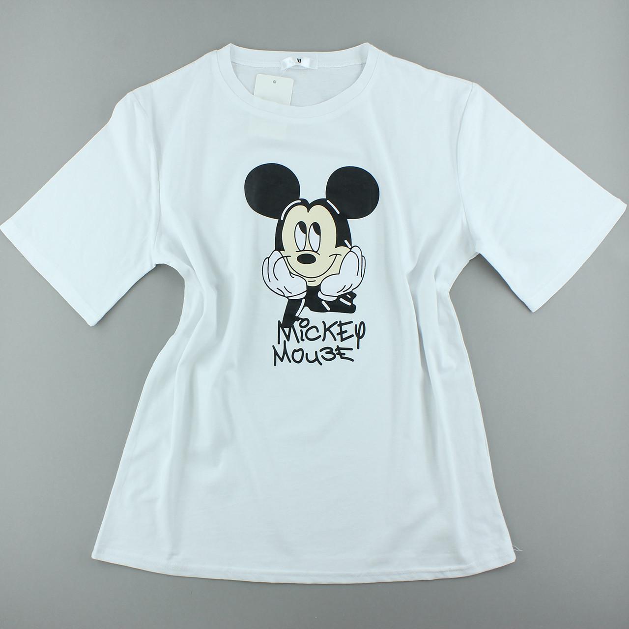 Білі підліткові футболки з бавовни, оверсайз