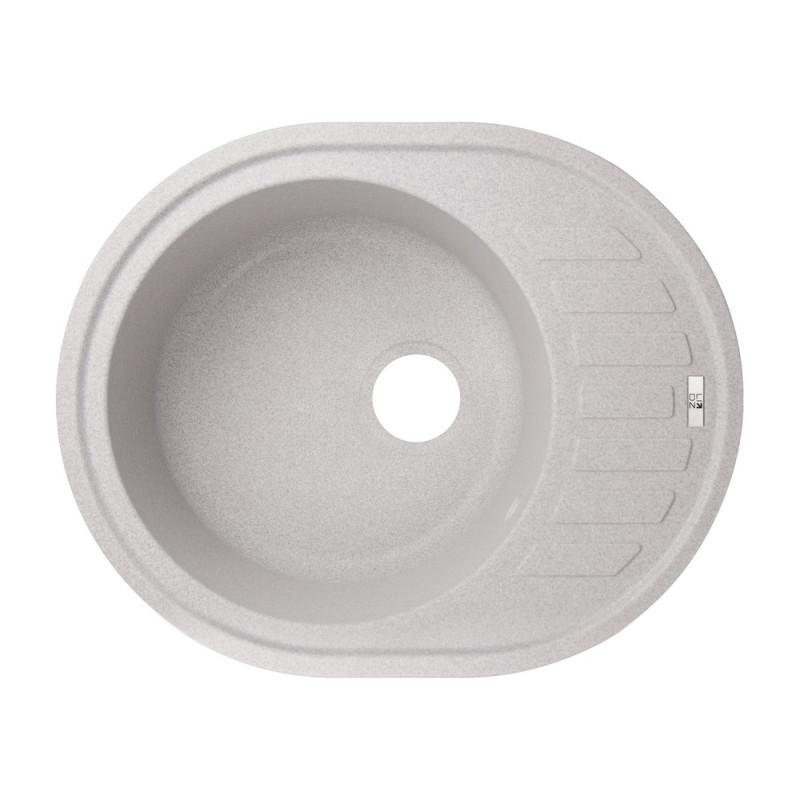 Кухонная мойка Lidz 620x500/200 GRA-09 (LIDZGRA09615500200)