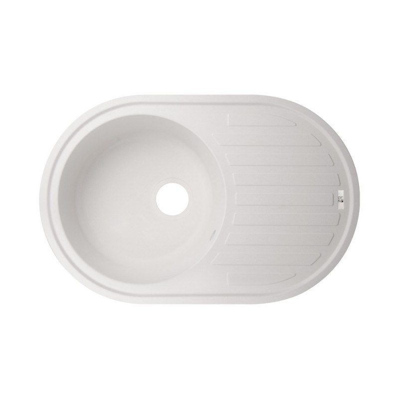 Кухонная мойка Lidz 780x500/200 WHI-01 (LIDZWHI10780500200)