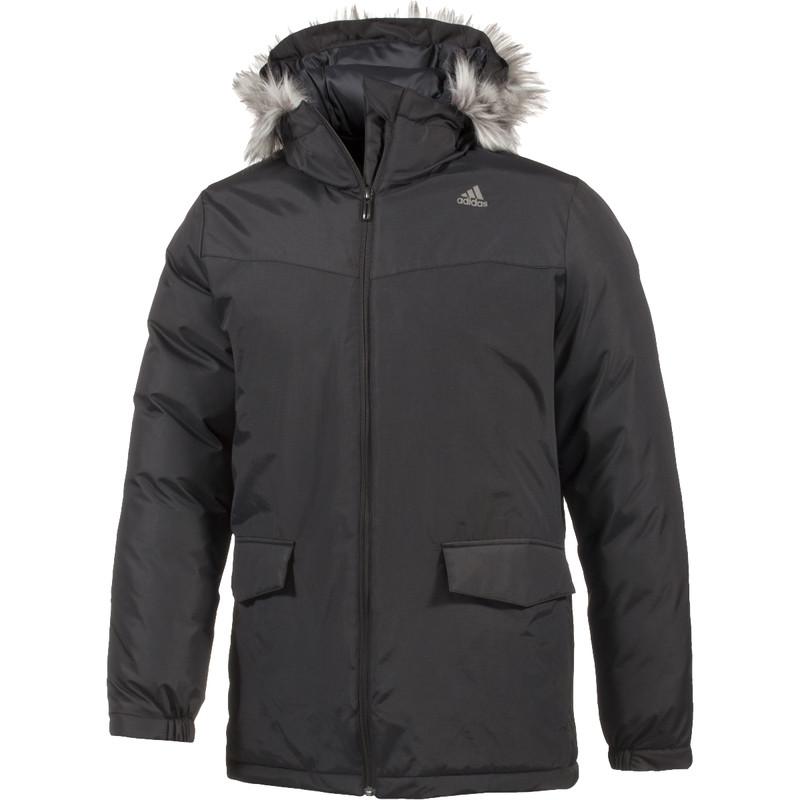 Мужская утепленная куртка Adidas Long Fur