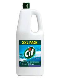Чистящий крем для удаления сильных загрязнений Cif Professional Cream (2 л)