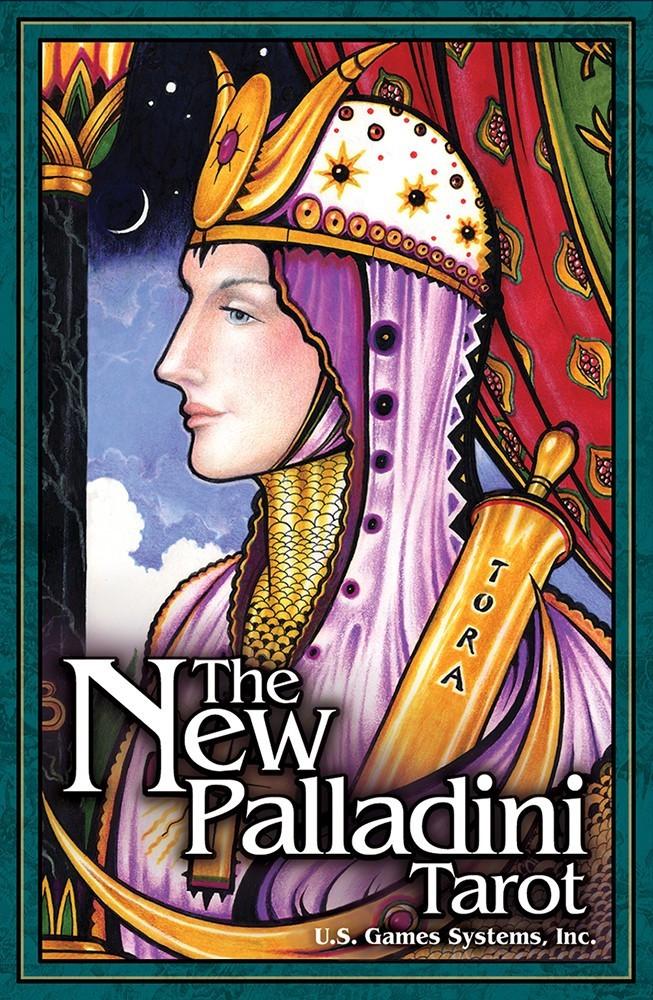 The New Palladini Tarot/ Таро Палладини