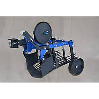 Картофелекопалка вибрационная КМ - 3 (двухэксцентриковая) AMG Агромарка, фото 1