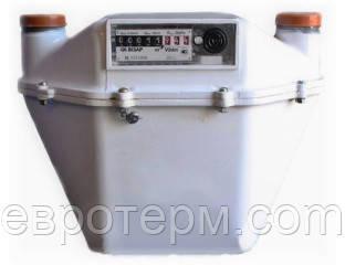 Счетчики газа G6 Визар мембранный