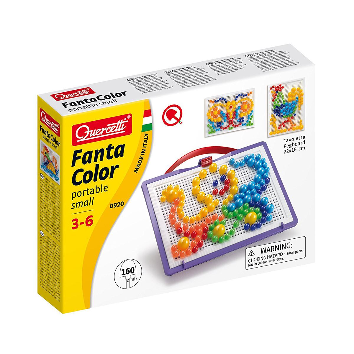Мозаика Quercetti - Fanta Color, 0920-Q