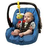 Taf Toys Игрушка-подвеска на прищепке - Жужу, 10555, фото 2