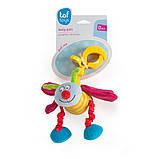 Taf Toys Игрушка-подвеска на прищепке - Жужу, 10555, фото 4