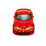 Bburago Автомодель Srt Viper Gts 2013 красный, 1:32, 18-43033, фото 4