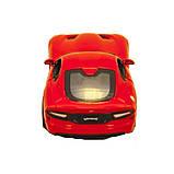 Bburago Автомодель Srt Viper Gts 2013 красный, 1:32, 18-43033, фото 5