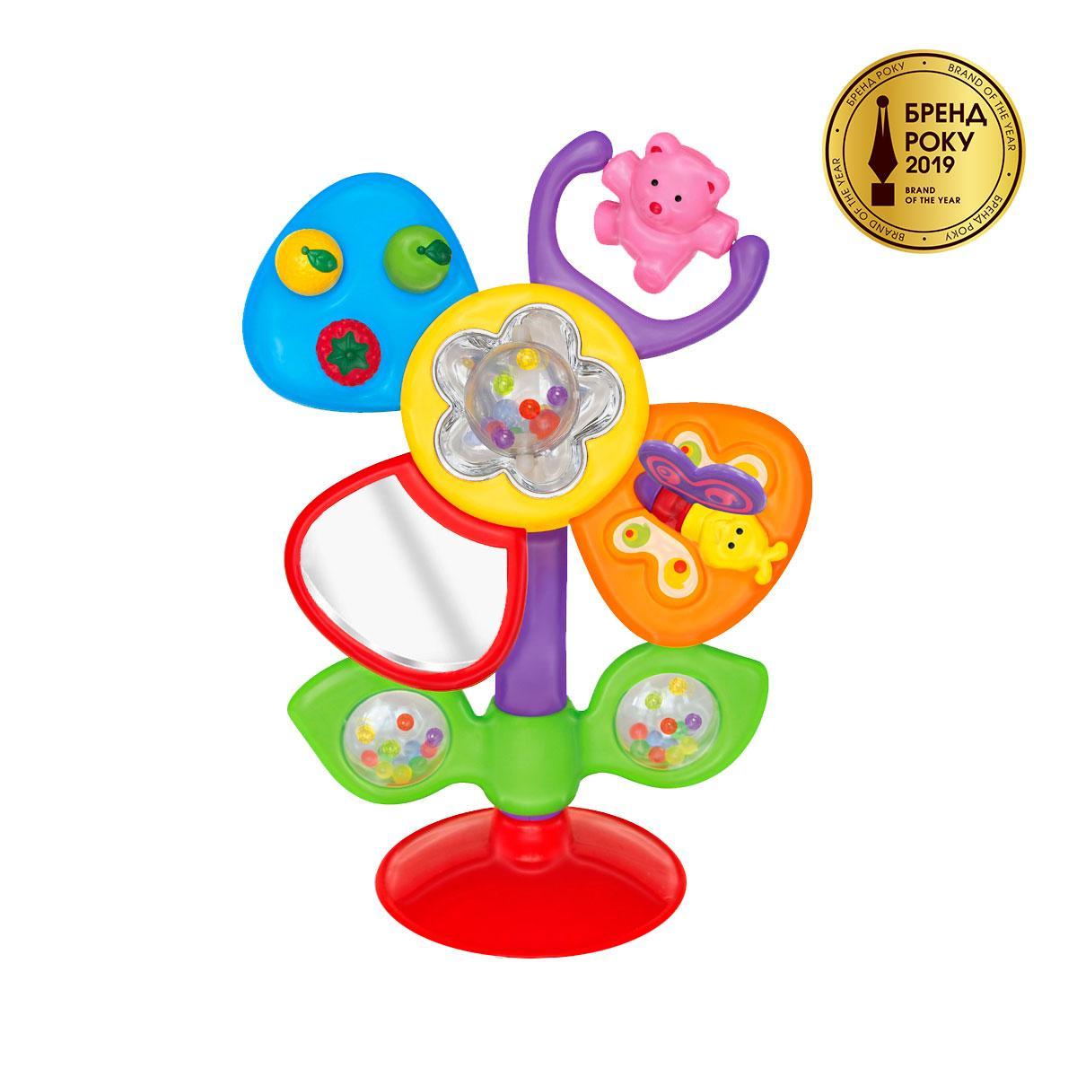 Игрушка на присоске Kiddieland - Цветик (русская озвучка), 051185