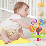 Игрушка на присоске Kiddieland - Цветик (русская озвучка), 051185, фото 4
