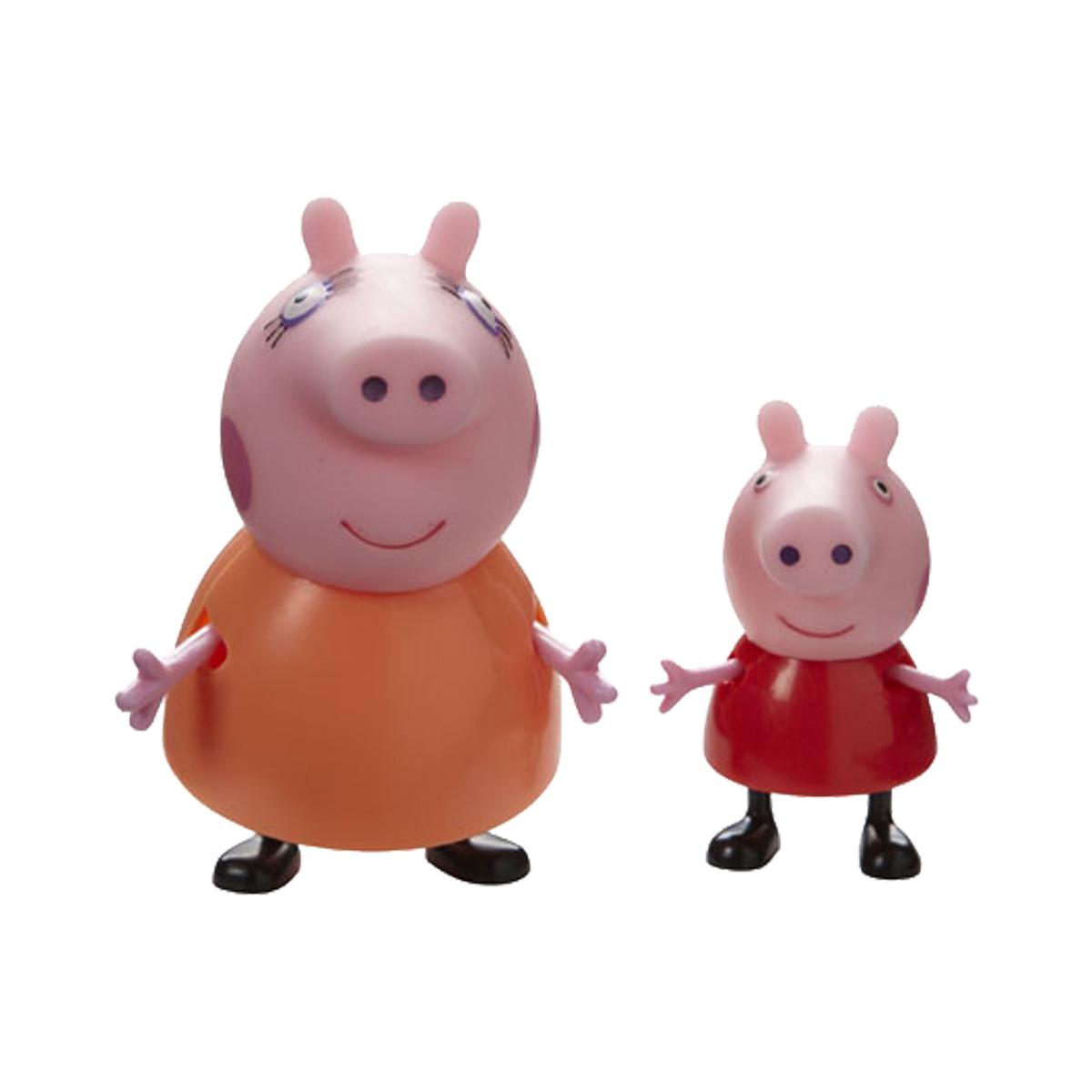 Peppa Набор фигурок - Семья Пеппы, 20837-1