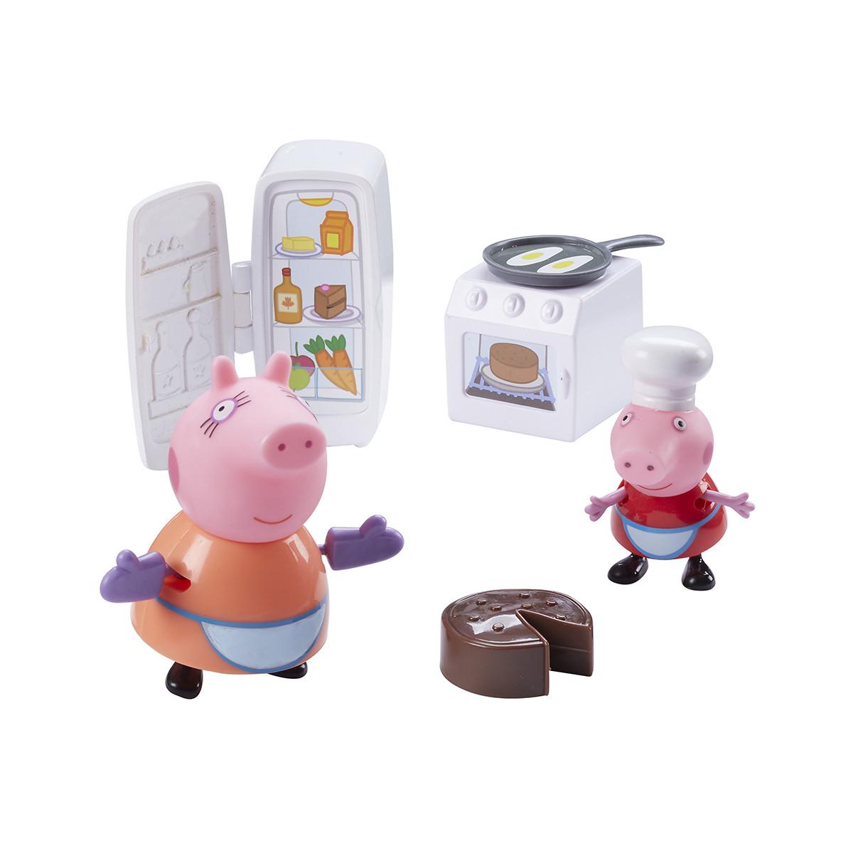 Peppa Игровой мини-набор - Кухня Пеппы, 06148