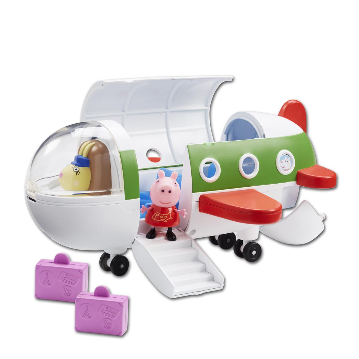 Peppa Игровой набор - Самолет Пеппы, 06227